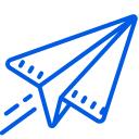 paperplaneblue